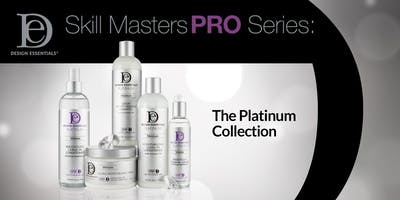 Design Essentials® Skill Masters Pro Series 2019-The Art of Stitch Braiding featuring the new Platinum Collection