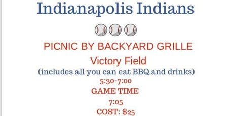 Broad Ripple GOP, GIRWC & Downtown GOP host Indians game night on July 30 tickets