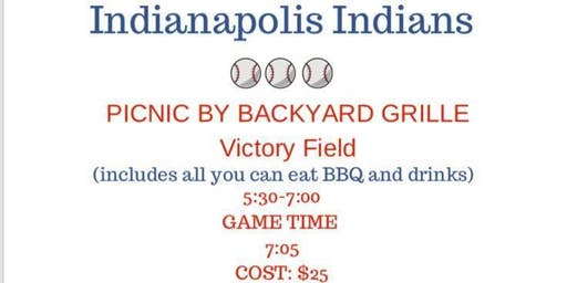 Broad Ripple GOP, GIRWC & Downtown GOP host Indians game night on July 30