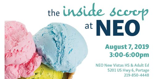 the INSIDE SCOOP at NEO