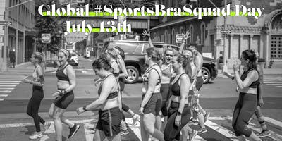 Global Sports Bra Squad Day Chicago