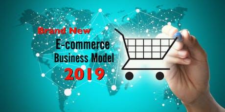 Future E-commerce Business Model Talk (5-digits Income) tickets