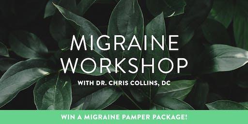 Migraine Workshop with Dr. Chris Collins