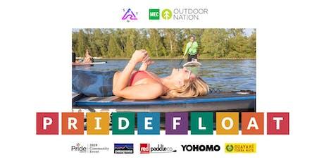 Pride Float tickets
