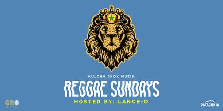 GRO Wynwood : Reggae Sundays  tickets