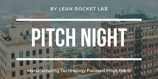 Manu-Tech Pitch Competition