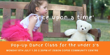 Pop-Up Dance Class for Under 5's tickets