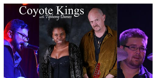 Boise Blues Society presents Coyote Kings (9/14/19)