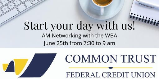 Common Trusts Morning Networking Event