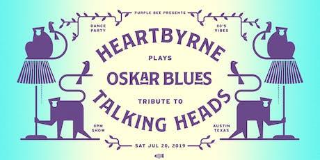 HeartByrne at Oskar Blues tickets