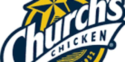 Church's Chicken® Reimages Charleston Restaurant