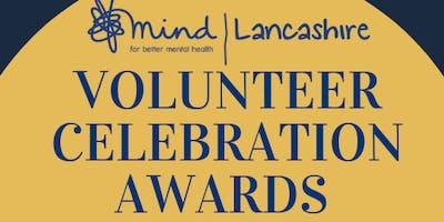 Lancashire Mind Volunteer Celebration Awards