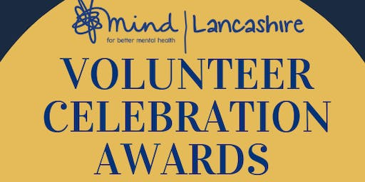 Lancashire Mind Volunteer Celebration Awards