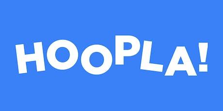 Hoopla's Scenes Course Showcase!  tickets