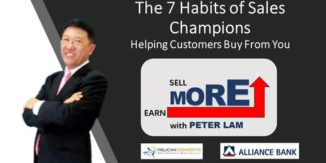 The 7 Habits of Sales Champions tickets