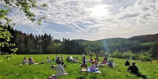Sunyoga Paris au Parc Montsouris