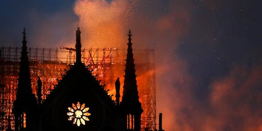 Till We Have Rebuilt Notre Dame: A Conversation on the Future of Architecture, Faith, and Civilization in the West