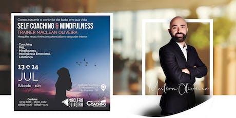 SELF COACHING & MINDFULNESS | NSTITUTO COACHING | 13JUL19 à 14JUL19 ingressos