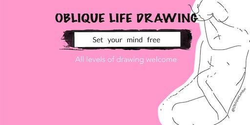 Life Drawing: October