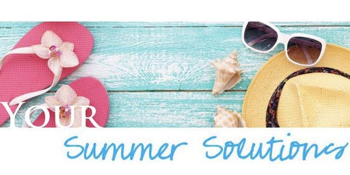 All Natural Summer Solutions