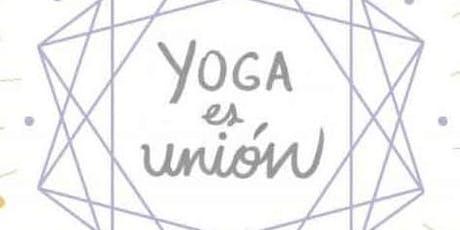 Día Internacional del Yoga entradas