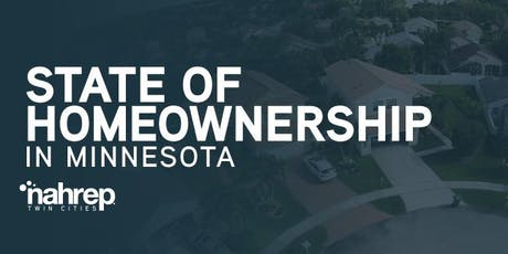 NAHREP Twin Cities: State of Home Ownership in Minnesota tickets