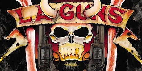 LA GUNS w/sg Kambridge tickets