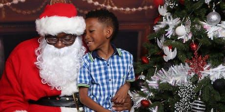 Cookies & Milk with Santa 2019 tickets