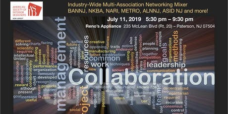 Industry-Wide Networking Mixer tickets