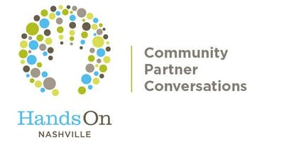 Community Partner Conversation: Turning Volunteers Into Donors