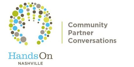 Community Partner Conversation: Turning Volunteers Into Donors tickets