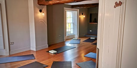 Wellness workshop in Tollymore tickets