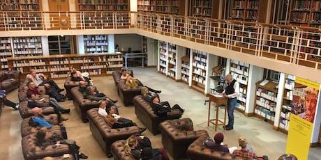 Award-winning Polari Literary Salon curated by Paul Burston tickets