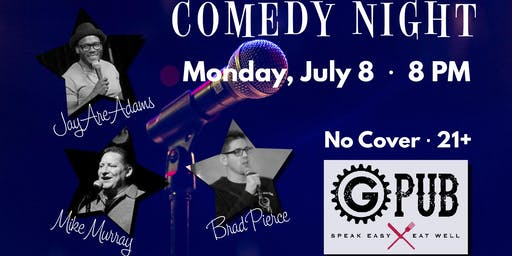GPub Comedy Night