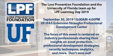 LPF Learning Day at the University of Florida tickets