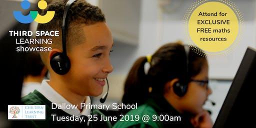 Dallow Primary School Maths Intervention Showcase