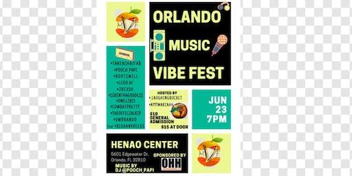 Orlando's Music Vibe Fest