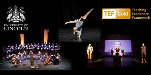 University of Lincoln LSFPA Taster Day 2019: Dance, Drama and Music