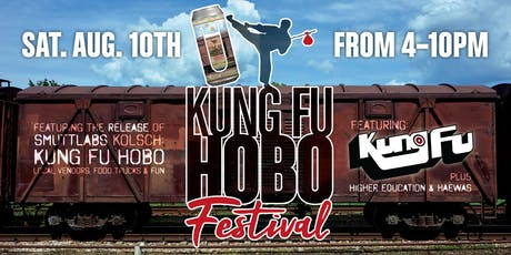 Smuttlabs Kung Fu Hobo Festival tickets