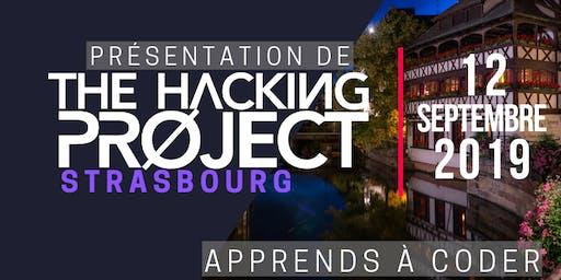 The Hacking Project Strasbourg automne 2019 (présentation gratuite)