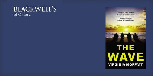 Virginia Moffatt - The Wave Book Launch