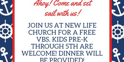 New Life Church Cruise! Vacation Bible School