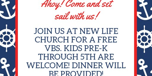 New Life Church Cruise! Vacation Bible School