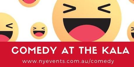 NY Events Presents - Comedy @ The Kala tickets