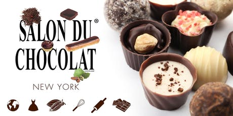 Salon du Chocolat NY - November 16-17, 2019 tickets