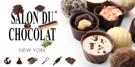 Salon du Chocolat NY - November 16-17, 2019