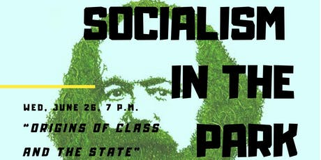 Socialism in the Park tickets