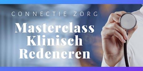 Connectie Zorg: Masterclass Klinisch Redeneren + Museum Vrolik tickets