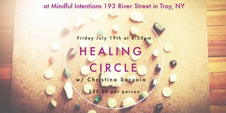 Healing Circle w/Christina Saccoia tickets