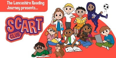 Create a Library Comic (Garstang)#SCARTclub #LancsRJ